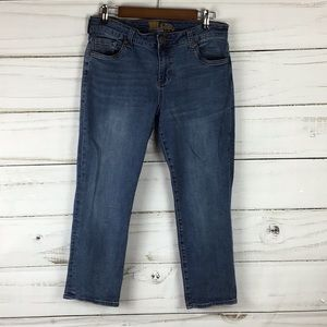 Kut From The Kloth Crop Jeans Size 12